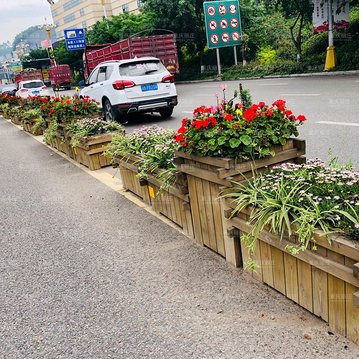 江津·双福北高速路出口